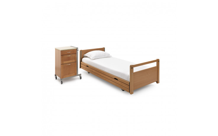 Queen Basic bed