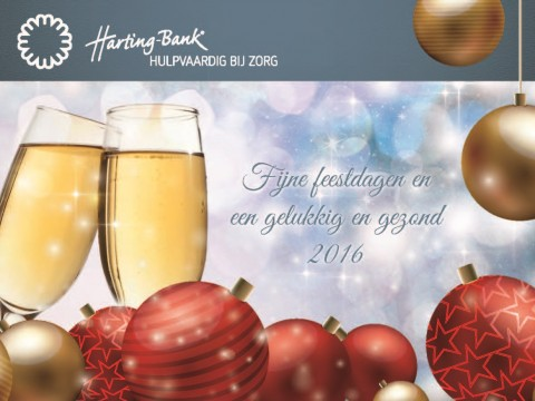 Harting-Bank Kerstwens